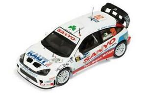 【送料無料】模型車 スポーツカー ford focus n20 germany 2006 143 ixo ram237ford focus n20 germany 2006 143 ixo ram237
