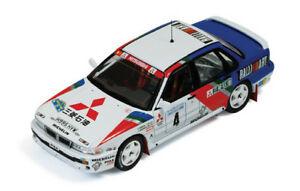 【送料無料】模型車 スポーツカー 4スウェーデン1991エリクソンparmander 143 ixo rac220モデルmitsubishi galant 4 winner sweden 1991 erikssonparmander 143 ixo rac220 model