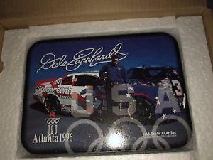 【送料無料】模型車 スポーツカー earnhardt sr 96アトランタ164セットdale earnhardt sr 96 atlanta 164 tin set