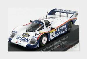 【送料無料】模型車 スポーツカー ポルシェ956kチームポルシェ2 1000kmnurburgring 1983sベロフdベルporsche 956k team porsche racing 2 1000km nurburgring 1983 s bellof d bell w