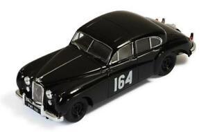 【送料無料】模型車 スポーツカー ジャガーモンテカルロアダムスネットワークモードjaguar mkvii n164 winner monte carlo 1956 radamsfbiggar 143 ixo rac237 mode