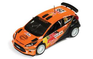 【送料無料】模型車 スポーツカー フォードフィエスタs200029 ketomaaポルトガル2010143 ixo ram431モデルford fiesta s2000 29 ketomaa winner portugal rally 2010 143 ixo ram431