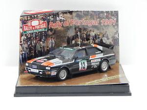 【送料無料】模型車 スポーツカー 1981 143アウディquattro of 1981ポルトガルmmoutonfpons12 audi vitesse 42053143 audi quattro 1981 rally of portugal mmoutonfpons 12 vitesse 4205, 矢部町:0ee1bf38 --- sunward.msk.ru