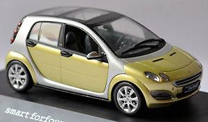 【送料無料】模型車 スポーツカー forfour w 454 200406メロン143schucosmart forfour w 454 200406 melon green metallic 143 schuco
