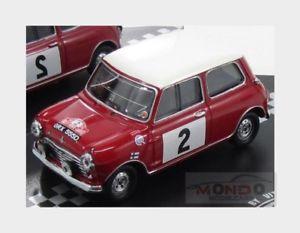 【送料無料】模型車 スポーツカー モーリスミニクーパーs2montecarlo1966モダンtmakinen vitesse 143 ve43336morris mini cooper s 2 rally montecarlo 1966 tmakinen vitesse 143