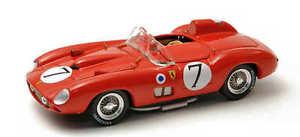 【送料無料】模型車 スポーツカー フェラーリ315 s744ルマン1957サンザシmusso 143モデル0184タイプモデルferrari 315 s 7 44th le mans 1957 hawthornmusso 143 model 0184 type model