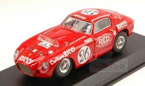 【送料無料】模型車 スポーツカー フェラーリ375mm264カレラpanamericana 1953セリーナマンシーニ143art282タイプferrari 375 mm 26 4th carrera panamericana 1953 serenamancini 143 ty