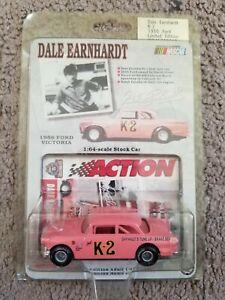【送料無料】模型車 スポーツカー アクションデイルアーンハートkフォードビクトリアaction 164 dale earnhardt k2 1956 ford victoria limited edition c2