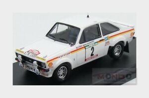【送料無料】模型車 スポーツカー フォードエスコート#ラリーポルトガルモードford escort mkii 2 2nd rally portugal 1977 b waldegaard trofeu 143 rral 40 mode