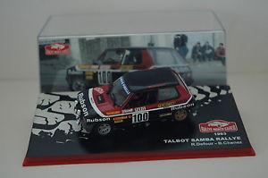 【送料無料】模型車 スポーツカー ラリータルボットモンテカルロラリーネットワークインストールcar rally talbot samba install carlo rally 1983 143  ixo altaya
