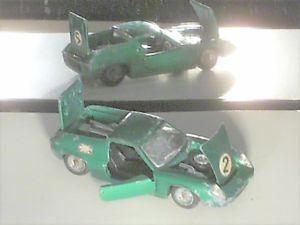 【送料無料】模型車 スポーツカー ロータスヨーロッパオリジナルlotus europa mebetoys original 1970 damaged paint