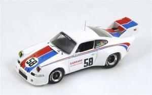 【送料無料】模型車 スポーツカー ポルシェ#スパークporsche 911 rsr 28 58 canam 1973 p gregg a holbert m odonoghue spark 143 s3424