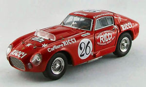 【送料無料】模型車 スポーツカー フェラーリ#カレラセレナマンチーニモデルferrari 375 mm 26 4th carrera panamerican 1953 serenamancini 143 model