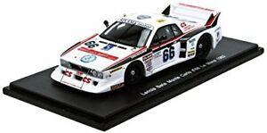 【送料無料】模型車 スポーツカー ランチアベータモンテカルロ6612lm 1982 lemerlecastellano143lancia beta monte carlo 66 12th lm 1982 lemerlecastellanodistrict 143