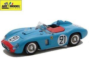 【送料無料】模型車 スポーツカー フェラーリ500 tr21ルマン1956143モデルモデルferrari 500 tr 21 le mans 1956 143 model artmodel