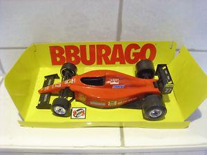 【送料無料】模型車 スポーツカー フェラーリプロストコードbburago ferrari 6412 124 a prost bnib code 6101