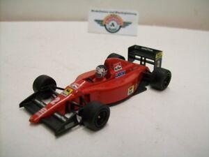 【送料無料】模型車 スポーツカー フェラーリ#マンセルオニキスferrari f1 90 2 mansell 1993, red, onyx 143