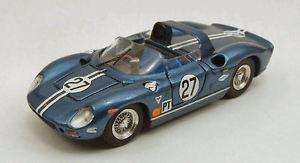 【送料無料】模型車 スポーツカー フェラーリ#セブリングモデルモデルferrari 330 p 27 sebring 1965 143 model 0221 type model