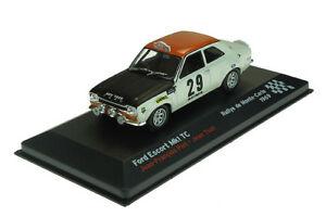【送料無料】模型車 スポーツカー フォードエスコート#ピオットトッドford escort mki tc 1969 29 143 piottodt