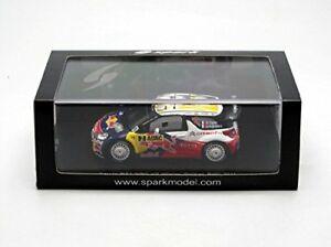 【送料無料】模型車 スポーツカー シトロエンds3 wrc2ドイツ2011143モデルs3322スパークモデルcitroen ds3 wrc 2 winner german rally 2011 143 model s3322 spark model