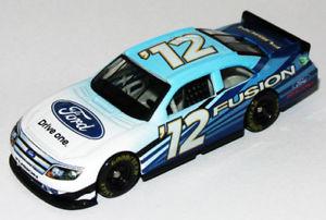 【送料無料】模型車 スポーツカー nascar 2012*フォードdriveオン* 164promotional nascar 2012 * ford fusiondrive one * 164