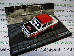 【送料無料】模型車 スポーツカー ネットワークラリーラリーカルロフィオレンティーノrit5m 143 ixo altaya rally simca 1000 rallye 2 building carlo 1973 fiorentino