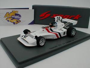 【送料無料】模型車 スポーツカー スパークスウェーデングランプリジェームズハントspark s2241 hesketh 308 no 24 3rd sweden gp 1974 james hunt 143