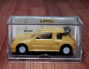 【送料無料】模型車 スポーツカー miber 205turbo paris dakar 1986nuevo en caja 187miber 205 turbo pars dakar 1986, nuevo en caja 187