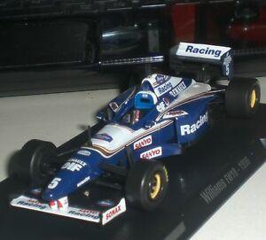 【送料無料】模型車 スポーツカー altaya1 williams fw18 damonダイカスト143ovpaltaya special formula 1 williams fw18 damon hill diecast scale 143 ovp