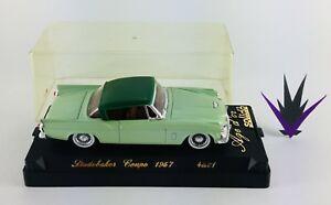 【送料無料】模型車 スポーツカー クーペ143 studebaker coupe 1957 solido