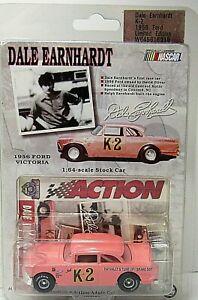【送料無料】模型車 スポーツカー ニューlistingdaleアンハートk21956フォードビクトリア164ダイカストカーdayvaultブレーキ listingdale earnhardt k2 1956 ford victoria 164 diecast car dayva