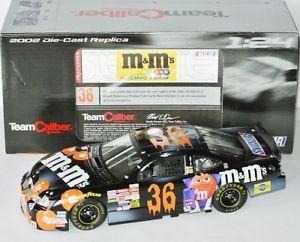 【送料無料】模型車 スポーツカー #ポンティアックケンイムpreferred 36 pontiac nascar 2002 * mamp;m´s halloween * ken schrader 124 lim