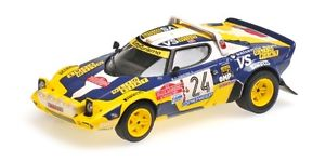 【送料無料】模型車 スポーツカー ランチアオイルフィアットラリーサンレモモデルlancia stratos oil fiat tabaton radaelli rally san remo 1980 143 model