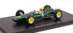 【送料無料】模型車 スポーツカー ロータステイラー#モデルスパークモデルlotus 25 t taylor 1963 5 143 model s1611 spark model