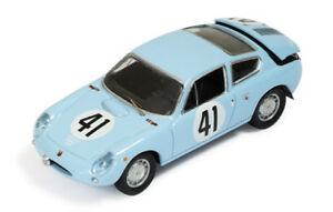 【送料無料】模型車 スポーツカー シムカabarth 13004エステロラン24hルマン1962 ixo 143 lmc145モデルsimca abarth 1300 4 ply esterolland 24h le mans 1962 ixo 143 lmc145 model