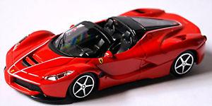 【送料無料】模型車 スポーツカー フェラーリフェラーリオープンレッドレッドferrari ferrari open 2016 red red 143 bburago