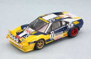 【送料無料】模型車 スポーツカー フェラーリ#エルバモデルferrari 308 gtb 11 retired r elba 1980 grosolifabris 143 model
