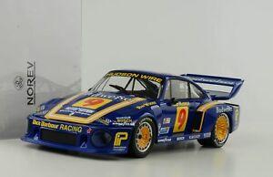 【送料無料】模型車 スポーツカー ポルシェ#バドワイザーデイトナporsche 935 9 budweiser 24h daytona 1979 118 norev