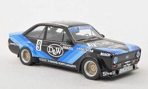【送料無料】模型車 スポーツカー フォード#モデルネオスケールモデルford escort mkii rs gr2 9 etcc 1979 143 model neo scale models