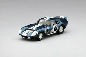 【送料無料】模型車 スポーツカー シェルビーデイトナ#セブリンググアテマラtsm154354 143shelby daytona csx2299 15 1965 sebring 12 hrs 4th pl, 1st in gt