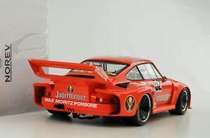 【送料無料】模型車 スポーツカー ポルシェ935 jagermeisterbergischerライオンdrmローマschurti 118 norevporsche 935 jgermeister winner bergischer lion drm pope schurti 1
