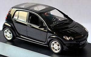 【送料無料】模型車 スポーツカー スマートフォーフォージャックブラックネロ