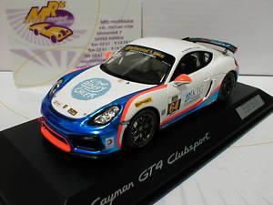 【送料無料】模型車 スポーツカー スパークワックスポルシェケイマングアテマラ#コスモspark wax02020040 porsche cayman gt4 64 tgm giovaniscosmo 143