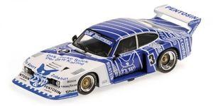 【送料無料】模型車 スポーツカー フォードカプリチームニュルブルクリンクford capri gr5 damp;w team zakspeed k niedzwiedz winner drm nurburgring 1982 143
