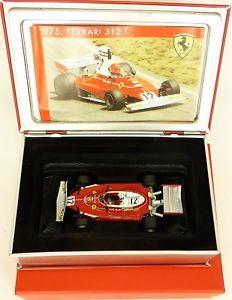 【送料無料】模型車 スポーツカー フェラーリ312t12モナコgp1975ニキラウダsf0475 143パックa