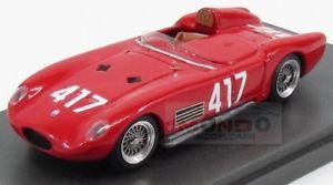 【送料無料】模型車 スポーツカー マセラティマセラティスパイダー#ミッレミリアジョリーモデルmaserati 150s spider 417 mille miglia 1956 pagliarini jolly model 143 jl6020 m