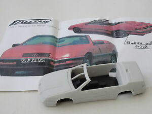 【送料無料】模型車 スポーツカー モデルクライスラールバロンカブリオレchestnut models 143 chrysler le baron cabriolet 1988