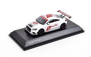 【送料無料】模型車 スポーツカー アウディカッププレゼンテーションモデルスケールaudi tt cup 2015 presentation model 143 scale