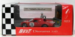 【送料無料】模型車 スポーツカー モデル1439604ferrari 250lmle196423 dumaylamgloisbest model 143 scale 9604ferrari 250 lm le mans 1964 23 dumaylamglois