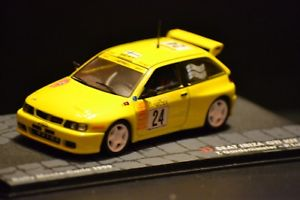 【送料無料】模型車 スポーツカー seatイビザgtiキット24モンテカルロ1431999ダイカストseat ibiza gti kit car 24 monte carlo 1999 diecast vehicle in scale 143